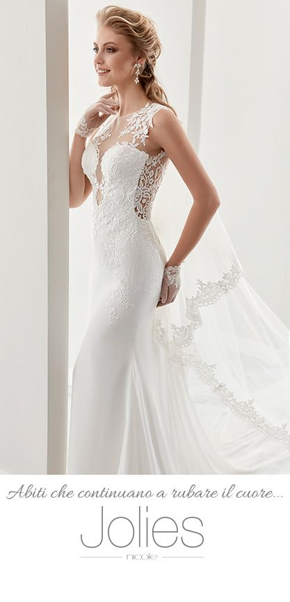 Abiti da Sposa Jolies collezione abiti da sposa 2019 e1bc33ab1f6