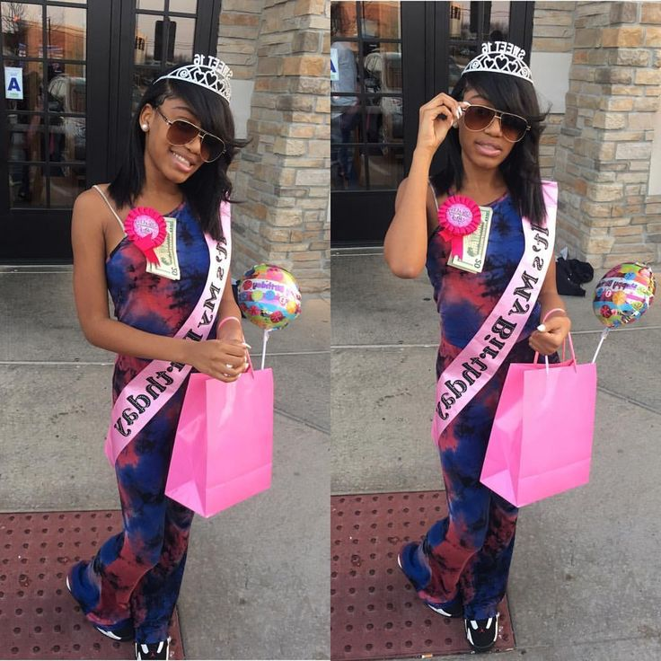 707 best birthday slay images on Pinterest | Birthday party ideas 26 birthday and Baddies