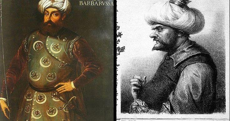 """Sosok BAJAK LAUT MUSLIM Paling ditakuti kerajaan EROPA : Barbarossa - Jihad Sang """"Bajak Laut"""""""