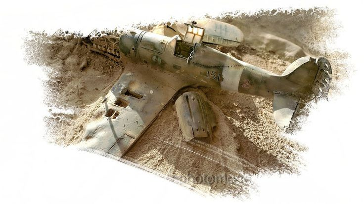 "macchi mc 202 ""Folgore"" - pacific coast models kit 1:32 scale model"