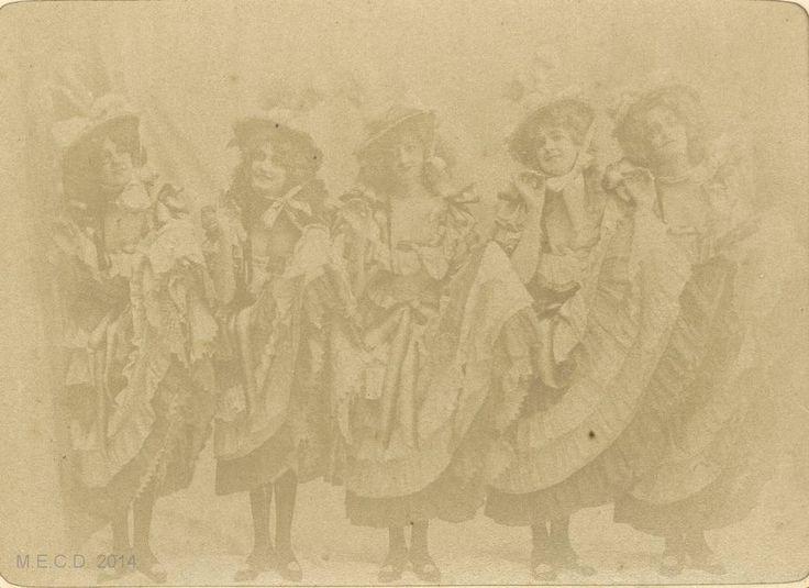 Sisters Barrison, 1842/1911. BPE Pontevedra (BVPB), Public Domain
