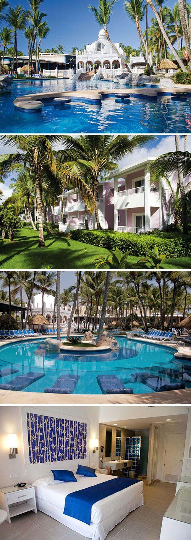 Het vijfsterren ClubHotel Riu Bambu op de Dominicaanse Republiek is een vakantieoord waar je helemaal tot rust komt. Laat je in de watten leggen, geniet onbeperkt dankzij de all inclusive formule en bezoek ook de zusterhotels in de buurt, waar je van diverse faciliteiten gebruik mag maken!