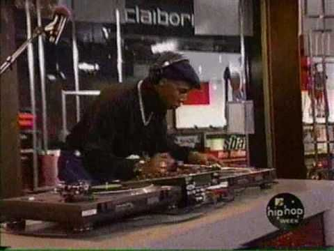 Grandmaster Flash & Jam Master Jay battle - YouTube