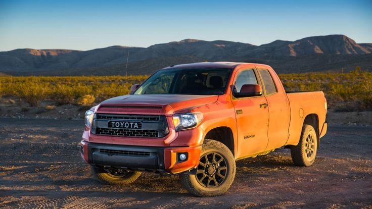 2015 Toyota Tundra TRD Pro Photo Gallery - Autoblog