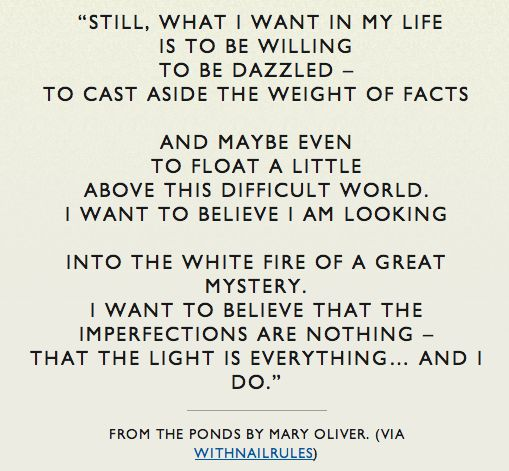 101 Best Poetry: Mary Oliver Images On Pinterest