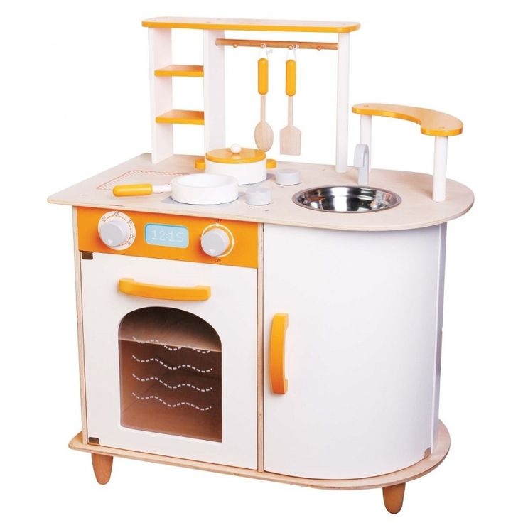 15 best Wooden Toy Kitchens images on Pinterest | Wooden toy ...