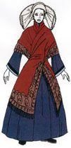 At klæde sig på. Velkommen til klædeskabet, som indeholder rigtig meget om tøj fra 1770 til 1870 og om de mennesker, der skabte og brugte det.