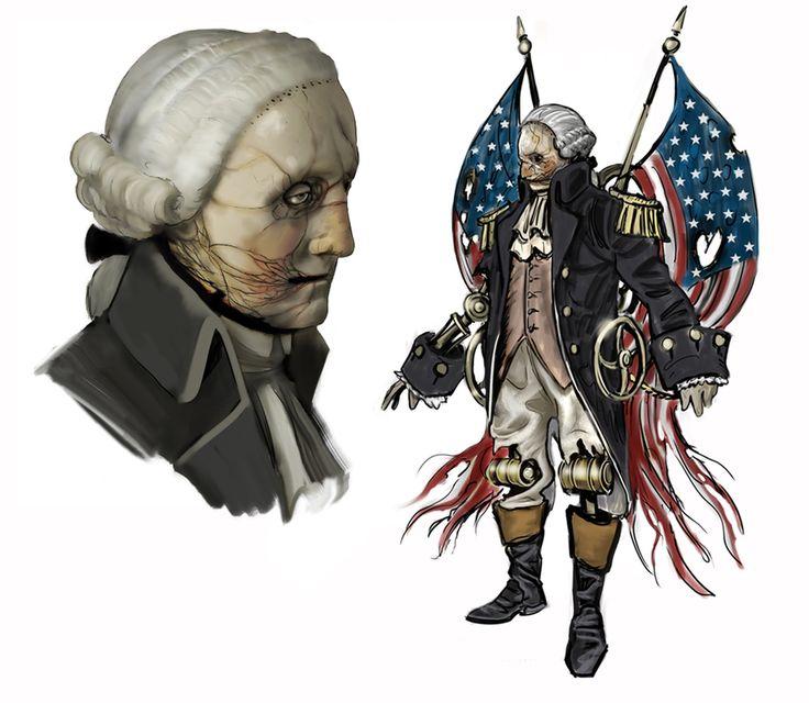 Bioshock Infinite Cosplay Patriot 1000+ images about Bio...