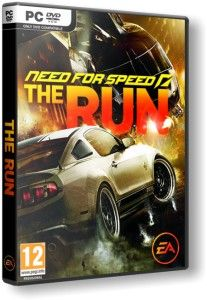 EA PC DVD Need For Speed The Run