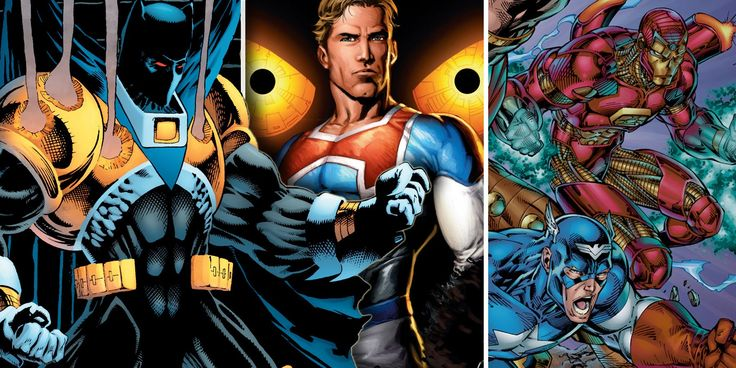 15 Times Marvel And DC Totally Copied Image Comics  http://www.cbr.com/when-marvel-and-dc-copied-image/?utm_campaign=crowdfire&utm_content=crowdfire&utm_medium=social&utm_source=pinterest