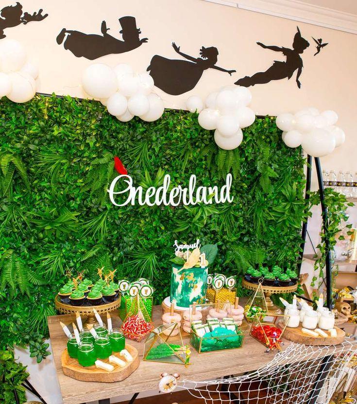Fliegen Sie mit dieser Geburtstagsfeier von Peter Pan / Neverland davon! Weitere Party-Ideen und …