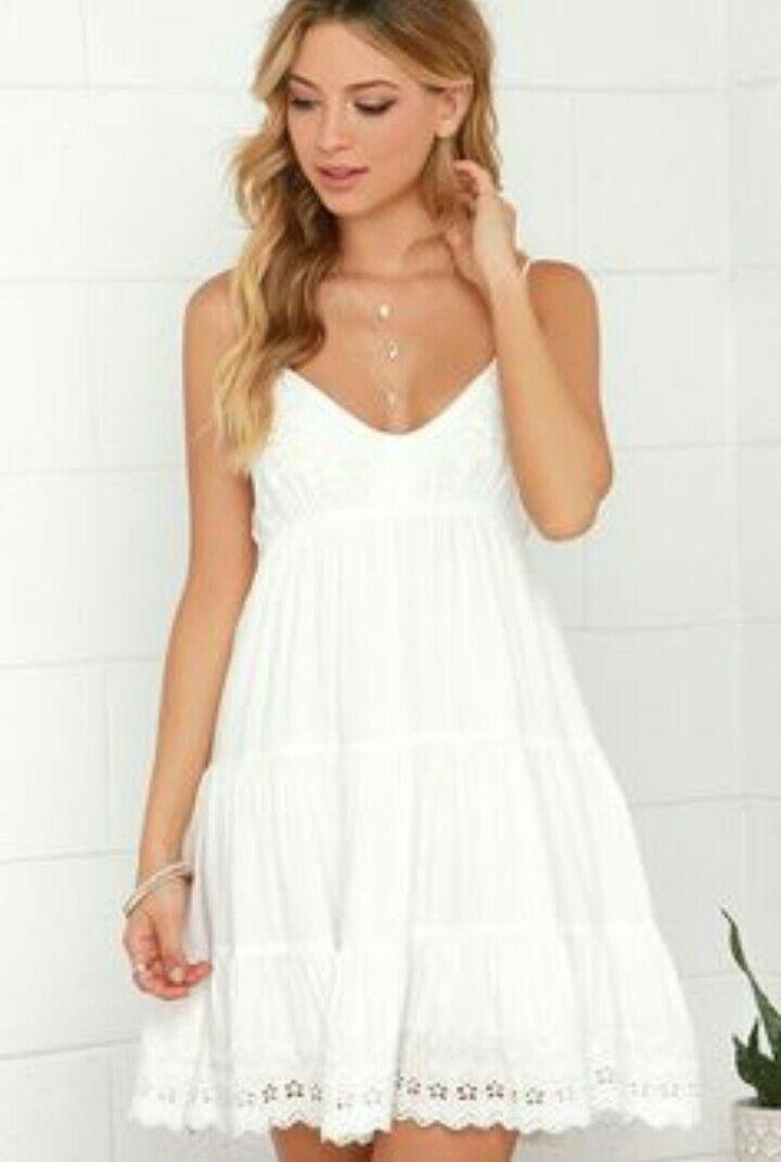 73 best Gorgeous Summer Dresses images on Pinterest | Frauenmode ...