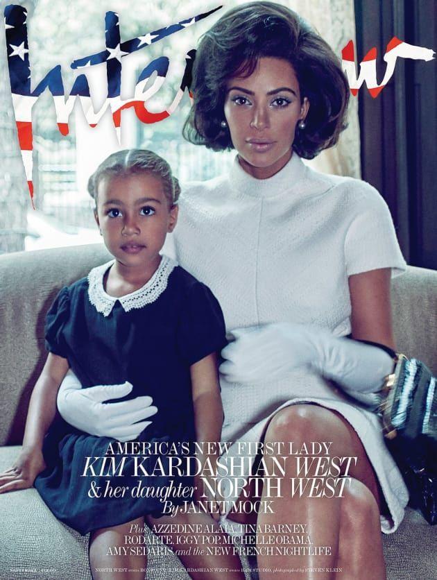 Kim Kardashian Dares to Channel Jackie Kennedy in These Photos