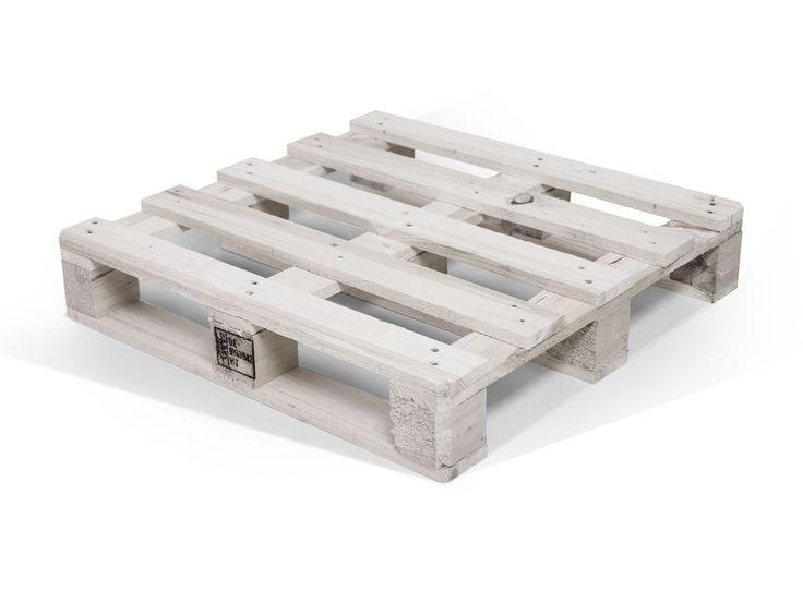 Paletten Palette 70x70 cm weiß lackiert DIY Palettenmöbel Holzpaletten Fichte in Business & Industrie, Produktions- & Industriebedarf, Lagerbedarf | eBay!
