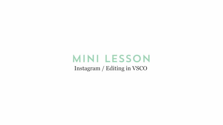Take this online class to learn how to step up your Instagram game. From best practices for your account to the basics of mobile photography (like photo styling + editing tips on various apps) and even how to engage your community. Before you know it you will be a social media influencer.