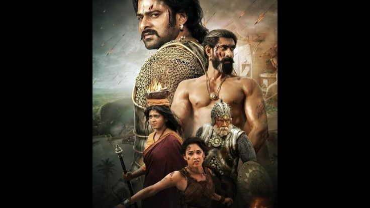 BAHUBALI 2 - THE CONCLUSION (2017) - Full Movie Watch Online