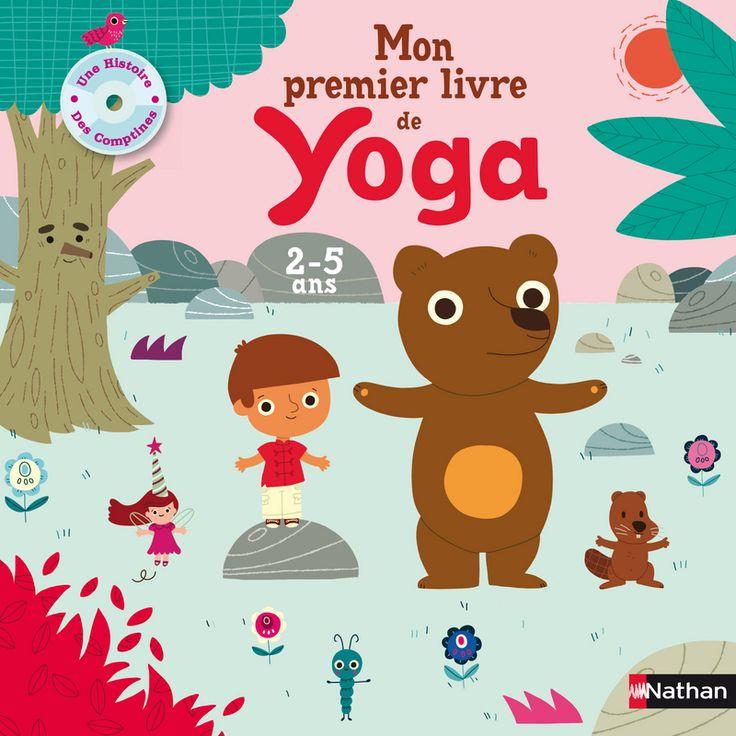 Mon premier livre de Yoga | Bien-être | Éditions NATHAN