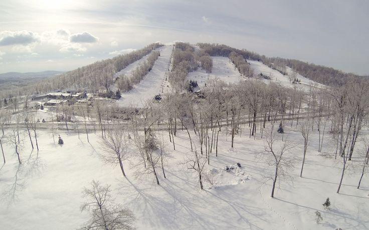 Ski Roundtop. Lewisbury, Pennsylvania