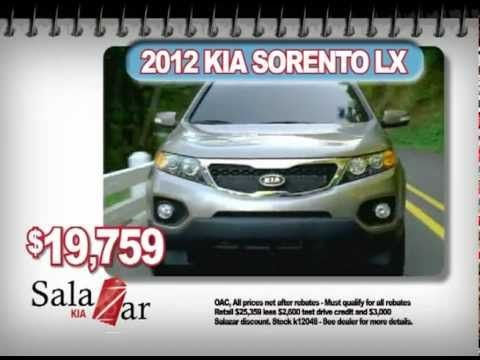 Salazar Kia Commercial - Salazar Kia is proud to be the select Phoenix, Arizona area Kia dealer. Located in Avondale, we provide Kia vehicles, top-of-the-line service, and Kia parts to Phoenix, Avondale, and all surrounding cities, including Buckeye, Goodyear, Glendale, and Peoria. Our dealership carries a large inventory of new, used, and certified Kia cars, crossovers, and vans. Se Habla Español.