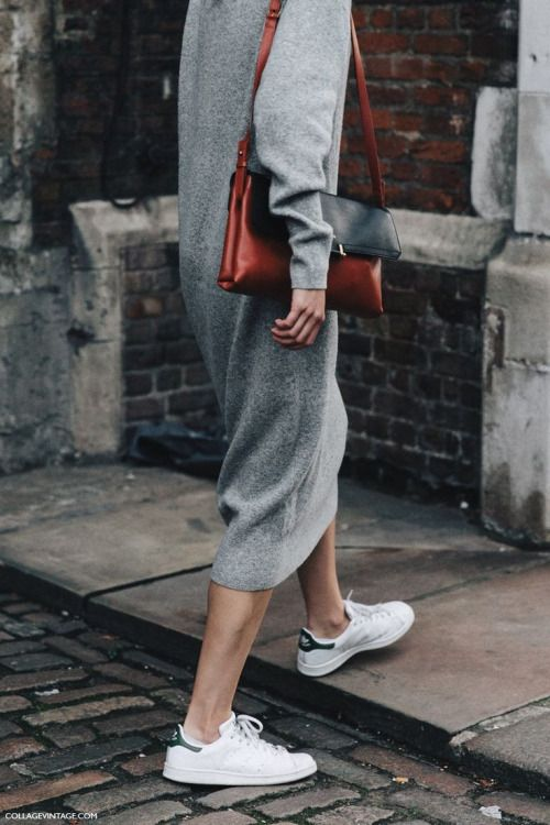 Perfect outfit combo - stans and grey marle