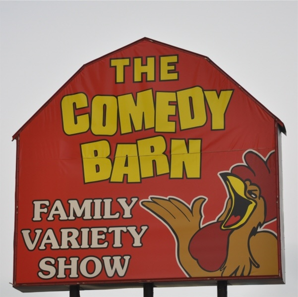 See one of the funniest shows on the parkway in Pigeon Forge.