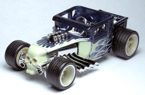 Bone Shaker - 10 HWGarage
