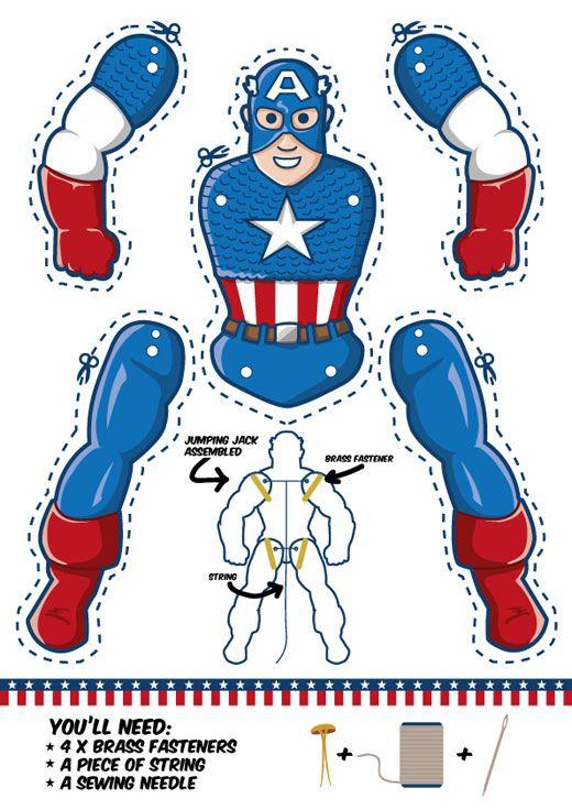 Capitão America                                                       …