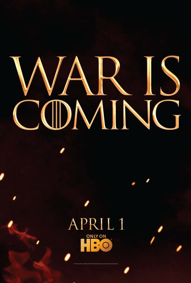 Game of Thrones - War is coming...