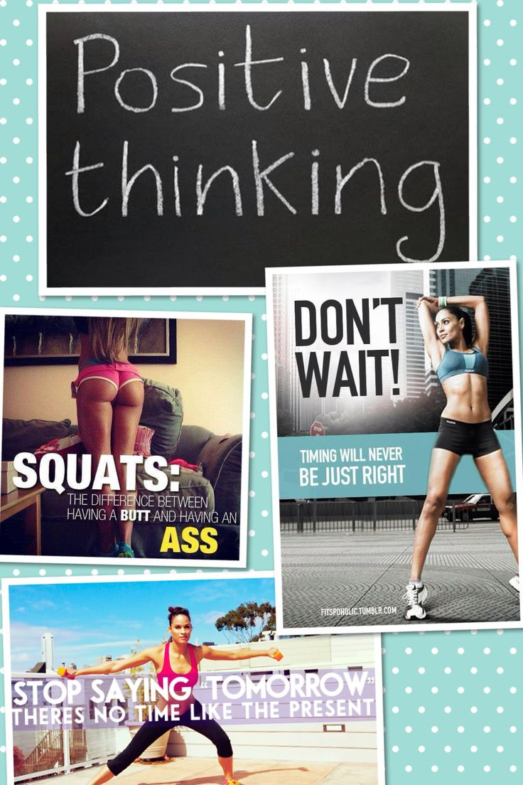 Never to late to try! Workout routine, Positive thinking
