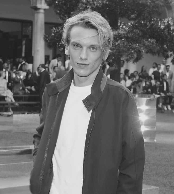 """40 Likes, 6 Comments - Jamie Campbell Bower (@counterfeitbower) on Instagram: """"ZEGNA SHOW - 2017"""""""