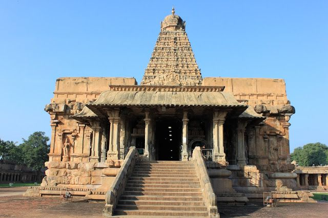 Great Living Chola Temples (India)