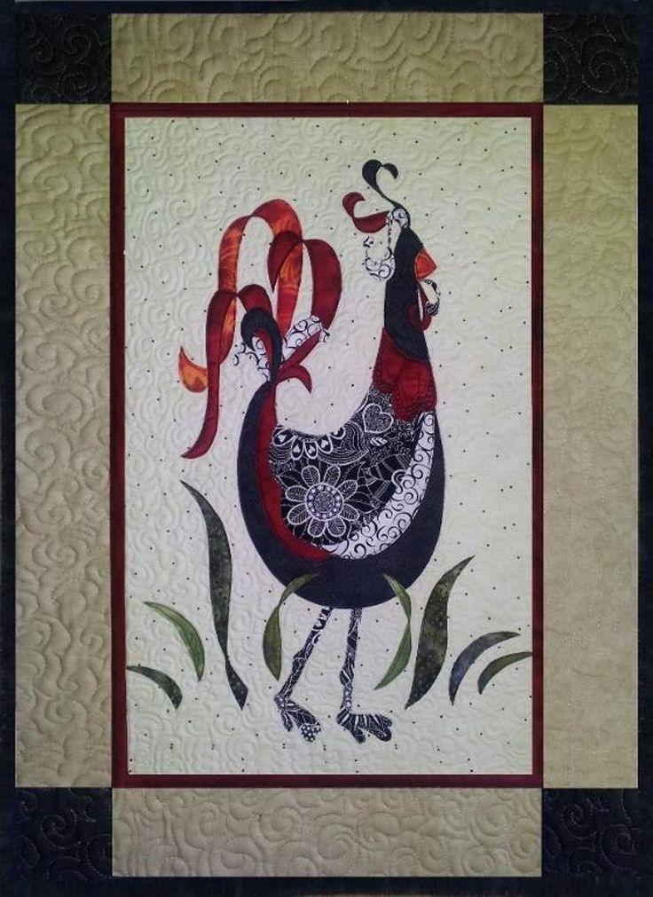 17 Best Images About Birds Applique On Pinterest Quilt