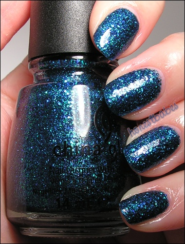 China Glaze - Water You Waiting For?