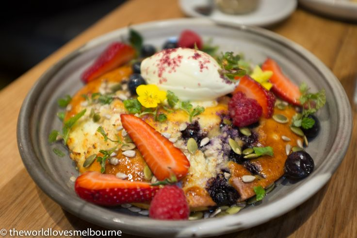 Top Paddock - Stellar Cafe in Richmond | ♥ The World Loves Melbourne