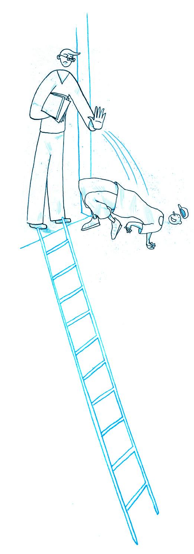 Klasmanagement: de maatregelenladder