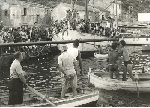 isola di Capraia - Vintage photo 2