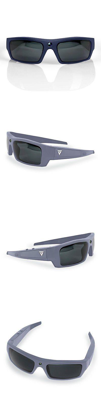 Video Glasses: Govision Gv-Sol1440-Tt Sol 1080P Hd Video Recording Bluetooth Glasses - Titanium -> BUY IT NOW ONLY: $240.92 on eBay!