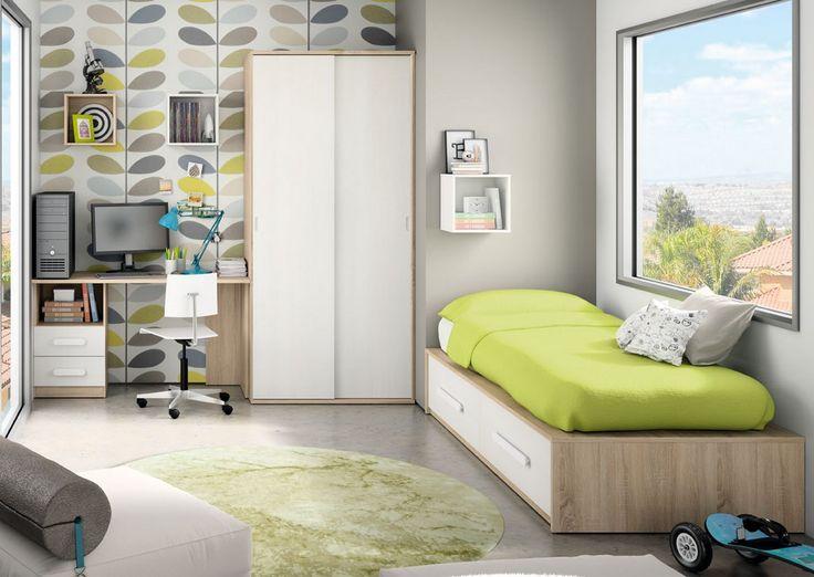 42 best cuando los peque os crecen su habitaci n cambia - Habitacion estudio decoracion ...