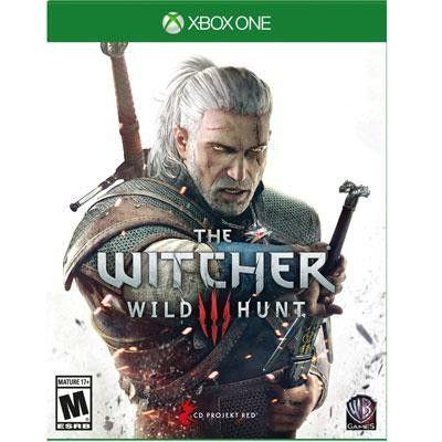 Witcher 3 Wild Hunt Xone