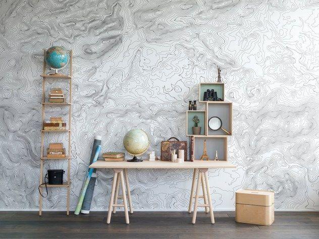 122 best wallpaper \/ Tapeten images on Pinterest Patterns, Wall - fototapeten f r k che