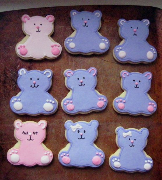 162 best images about baby shower cookies on pinterest