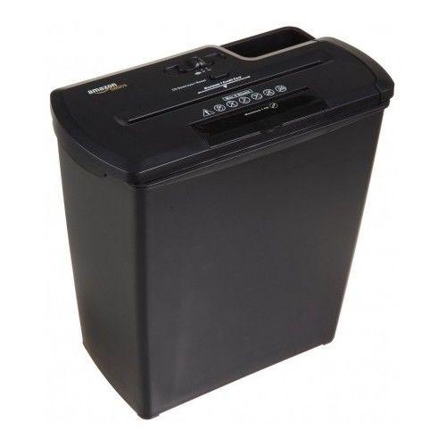 Trituradora de papel destructora (hasta 8 hojas) y trituradora de CD oficina