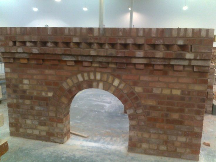Location Leeds Building College Project Fireplace
