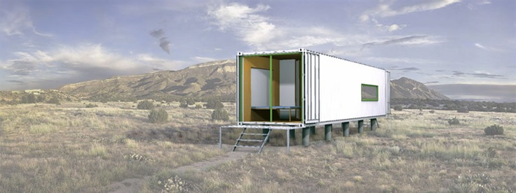Architecture, Shipping Container Homes For Sale: Awesome Shipping Cargo Home Prefabs By InterModal Design Unit 0014