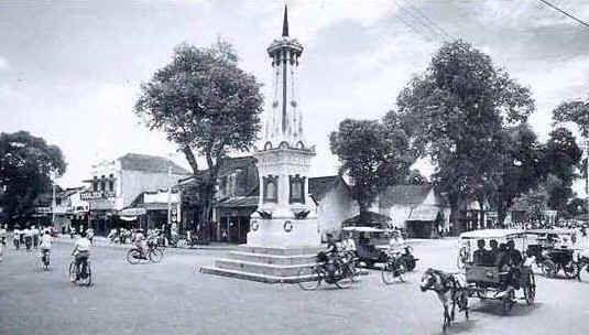 Tugu, Yogyakarta, 1928