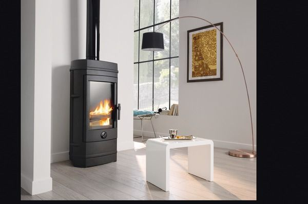 Poele A Bois Balham 12 Kw Invicta Wood Stove Home Appliances