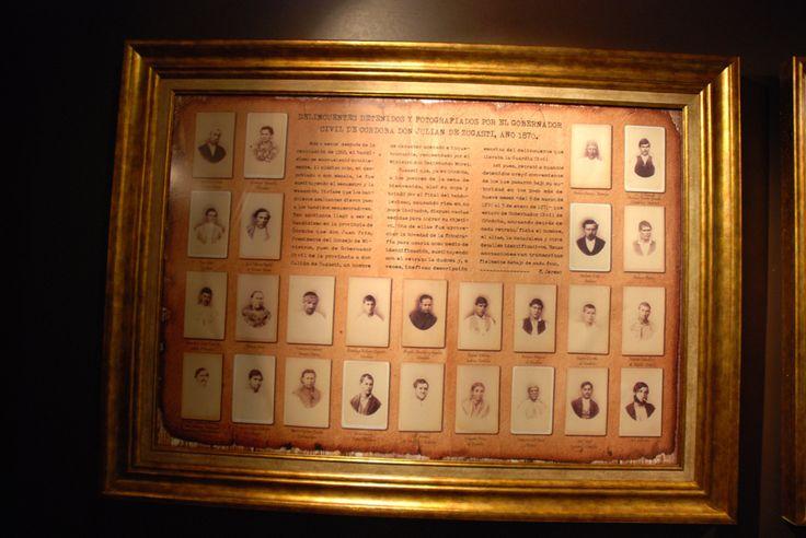 Imágenes de bandoleros, en aquella época descubrieron un nuevo uso para la fotografía