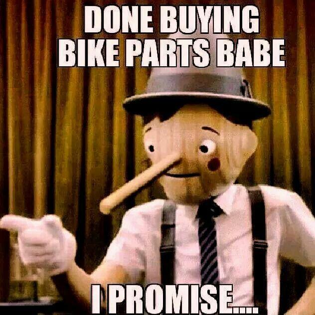 I promise honey. Lol