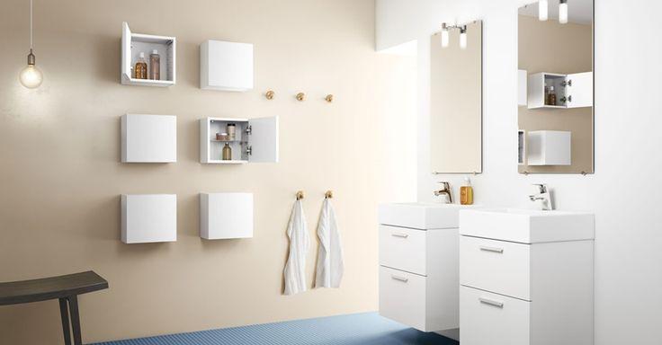 Litet badrum - Compact | Ballingslöv