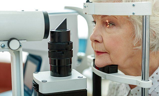 Revolutionary eye test can detect early signs of dementia | Daily Mail Online #Typesofdementia